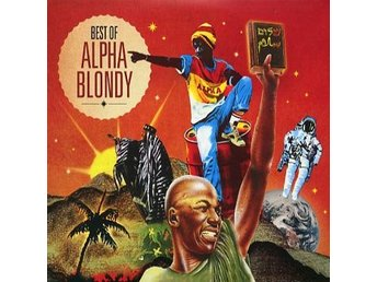 Alpha Blondy: Best of... (Digi) (2 CD)