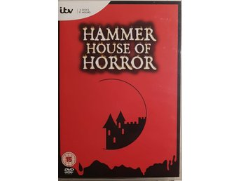 Hammer House Of Horrors Episodes 1-13. 4 x DVD Box.