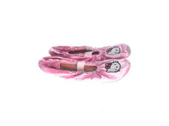 Hello Kitty, Ballerinaskor, Strl: 31-32, Rosa