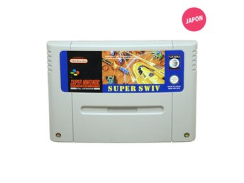 Super Swiv (SCN / SNES)