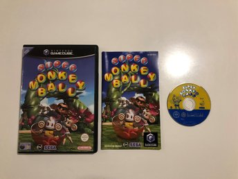 Super Monkey Ball, Nintendo Gamecube
