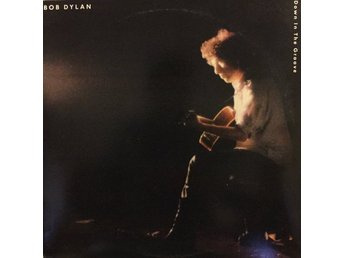 LP Bob Dylan Down in the groove