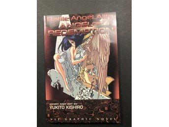 Battle Angel Alita - Angel of Redemtion - First Printing 1996