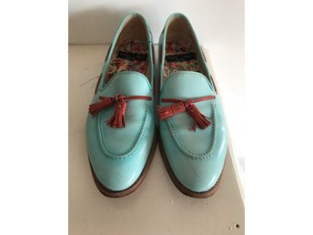 Paul Smith Marcello Tassle Loafer 37
