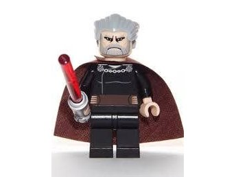 Lego Disney Star Wars - Figurer Figur Figs  - Count Dooku NY