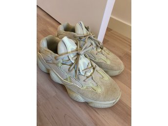 Yeezy boost 500 Super moon yellow med kvitto