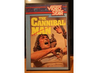 Cannibal Man, The - Ex Rental, Holland, Video Star, VHS