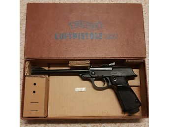 Luftpistol Walther Mod.53