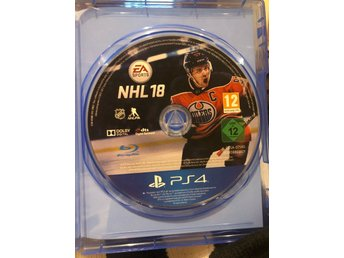 PS4 NHL 18 nytt