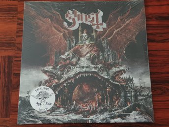 Ghost - Prequelle - 2018 Bengans Exclusive