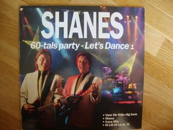 "SHANES ""60-TALS PARTY-LET`S DANCE 1""."