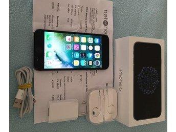 iPhone 6 16gb, inköpt 2016-04-24 på netonnet. Små repor finns på skärm - Malmö - iPhone 6 16gb, inköpt 2016-04-24 på netonnet. Små repor finns på skärm - Malmö