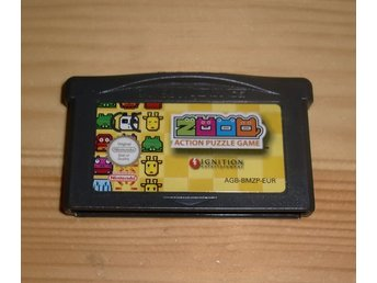 GBA: Zooo Action Puzzle Game ★