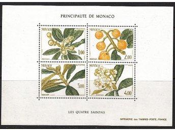 Monaco 1985. Mnr: Block nr 29 ** - Njurunda - Monaco 1985. Mnr: Block nr 29 ** - Njurunda