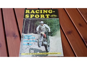 RACING SPORT NR. 6 1968 OKT. - NOV