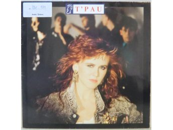 T'Pau-Bridge of spies / LP