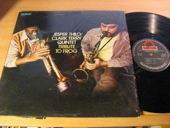 Jesper Thilo/Clark Terry Quintet. Tribute to Frog. 1982 Storyville USA. - Sjulsmark - Jesper Thilo/Clark Terry Quintet. Tribute to Frog. 1982 Storyville USA. - Sjulsmark