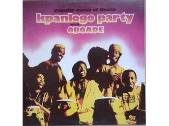 boade title* Kpanlogo Party* Reggae, Folk, World UK LP
