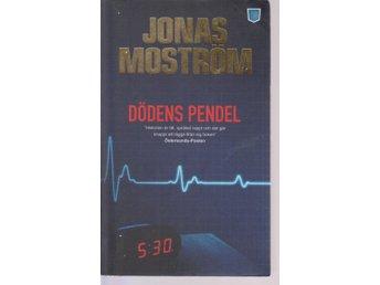 Jonas Moström: Dödens pendel - Gammelstad - Jonas Moström: Dödens pendel - Gammelstad