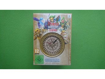 Hyrule Warriors Legends LIMITED EDITION NYTT Nintendo 3DS