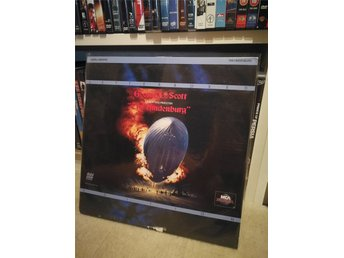 The Hindenburg 1975 laserdisc letterboxed