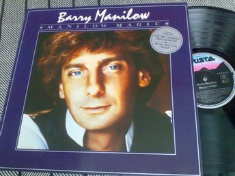 Barry Manilow : MANILOW MAGIC
