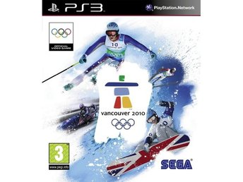 Vancouver 2010 - Playstation 3