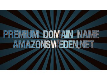 Premium Domain Name Amazonsweden.net