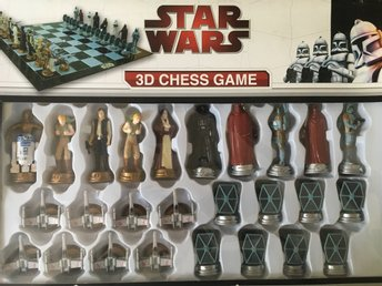 Star Wars schack spel
