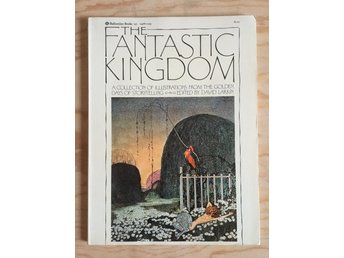 THE FANTASTIC KINGDOM av LARKIN - ARKIVEX I MYCKET FINT SKICK