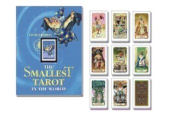 The Smallest Tarot In The World - New Edition 9780738747118