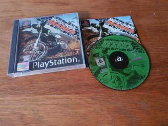 MOTOCROSS MANIA PS1 BEG