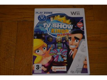 TV Show King Party - Nintendo Wii