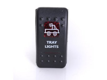 Rocker Switch Narva ARB Carling Style Dual LED Illuminate...