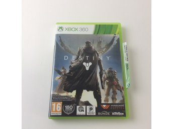 Destiny, TV-Spel, Xbox 360, Action
