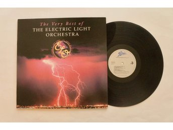 ** Electric Light Orchestra ‎– The Very Best Of The Electric Light Orchestra **