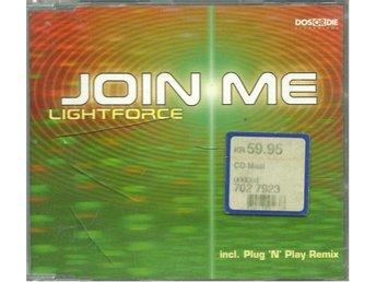 Lightforce - Join me x 3/Fantasy