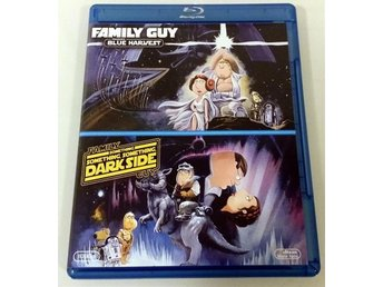 Family Guy Star Wars box (2-disc Blu-ray) - Stockholm - Family Guy Star Wars box (2-disc Blu-ray) - Stockholm