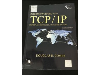 Internetworking with TCP/IP Principles, Protocols and Architecture (6th Edition)