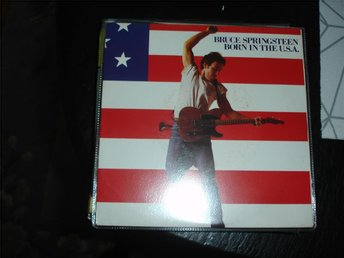 Bruce Springsteen-Born in the U.S.A.-singel