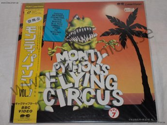 MONTY PYTHONS FLYING CIRCUS - VOL 07 JAPAN LD