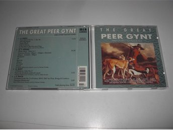 The Great Per Gynt and other famous suites