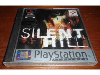 Silent Hill - PS1 / Playstation 1