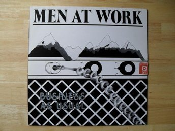Men At Work - Business as usual - Sundsvall - Men At Work - Business as usual - Sundsvall
