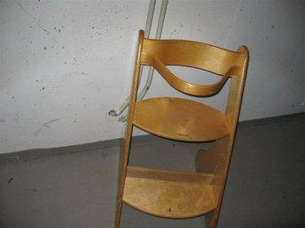 Tripp trapp stol i bra skick - Jönköping - Tripp trapp stol i bra skick - Jönköping