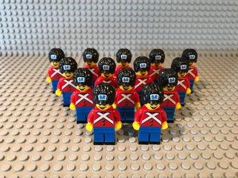 14 BR Lego minifigurer - Oxie - 14 BR Lego minifigurer - Oxie