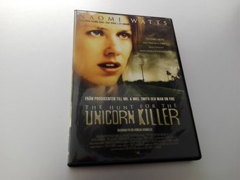 The Hunt for the Unicorn Killer (1999) Ny DVD Reg.2, thriller, Naomi Watts