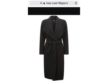 Ines coat Filippa K xs
