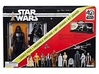 Star Wars Black Series Action Figure Darth Vader 40th Anniversary Legacy Pack 15