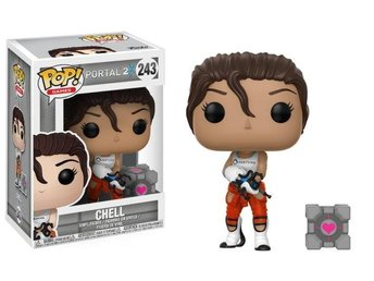 POP Portal 2 Chell with Portal Gun